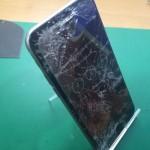 iPhone6黒色液晶交換修理岐阜店