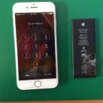 iPhone6バッテリー交換後画像