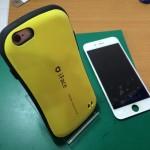 iPhone6修理後IFace装着画像