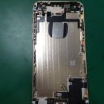 iPhone6水没修理分解後画像