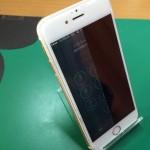 iPhone6s液晶不良修理前画像