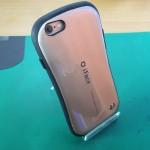 iPhone6s液晶交換後Iface装着画像