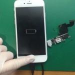 iPhone6sライトニングコネクター週理後