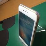 iPhone6s修理後画像バンパー装着済みj