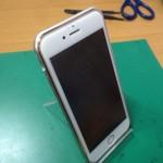 iPhone6sガラス割れ修理後
