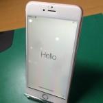 iPhone6s Plus初期化