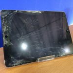 iPad Air2ガラス割れ修理画像2