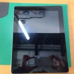 iPad4修理前画像