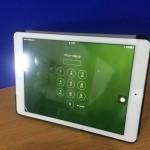 iPad Air2ガラス割れ交換