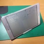 iPad mini2バッテリー交換後画像