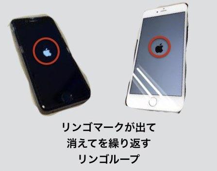 iPhoneリンゴループ解説画像